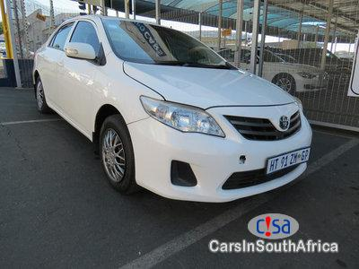 Picture of Toyota Corolla 1.6 Professional Manual 2012
