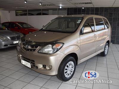 Picture of Toyota Avanza 1.5 Sx 7seate Manual 2010