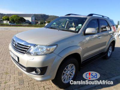 Picture of Toyota Fortuner 4.0 Automatic 2010