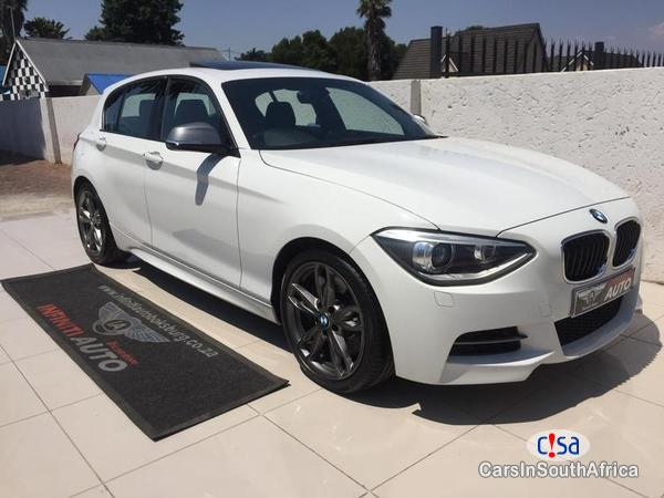 Pictures of BMW 1-Series Automatic 2013