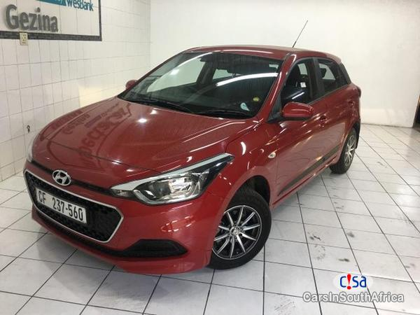 Picture of Hyundai i20 Automatic 2016