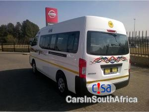 Nissan NV350 2.5 Manual 2017 in South Africa
