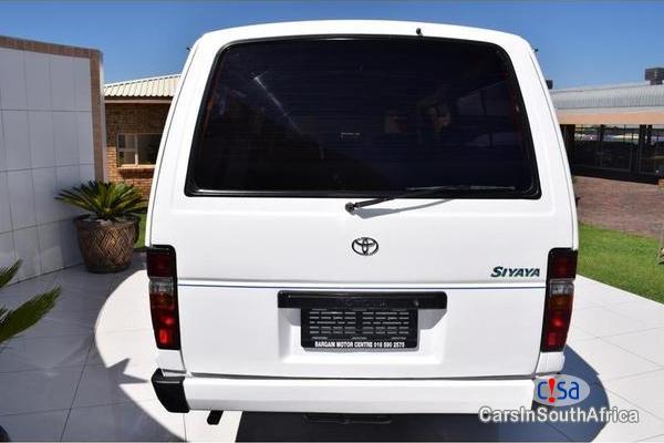 Toyota HiAce 2.0 Manual 2007 in Gauteng