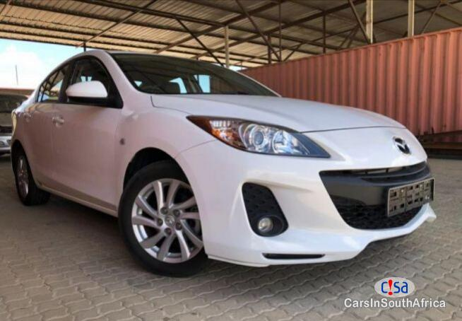 Pictures of Mazda Mazda3 Automatic 2014
