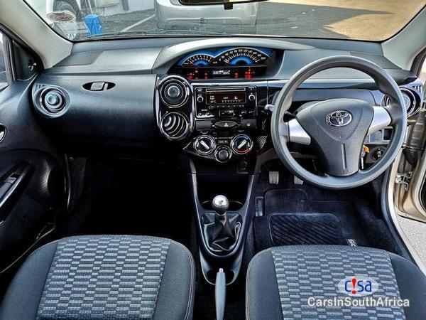 Toyota Etios Manual 2016