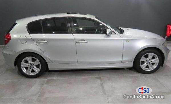 Picture of BMW 1-Series Manual 2007