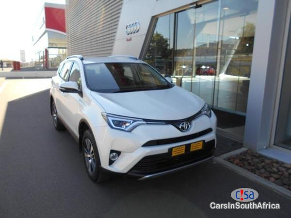 Picture of Toyota RAV-4 Manual 2015