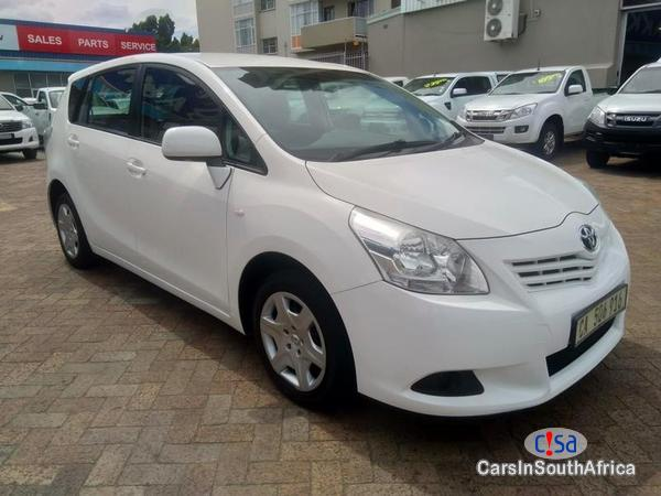 Picture of Toyota Verso Manual 2013