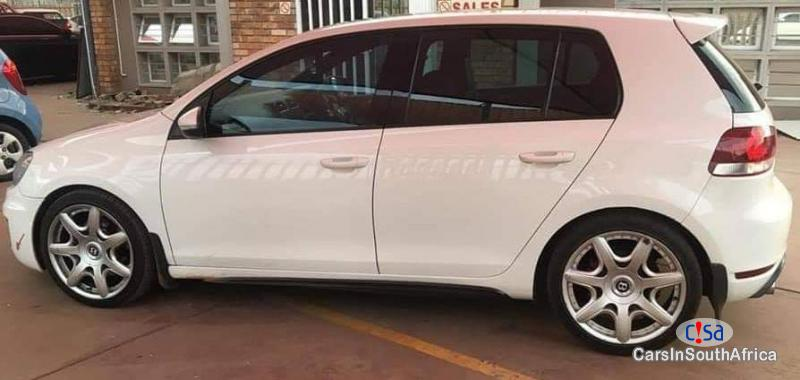 Volkswagen Golf Automatic 2011