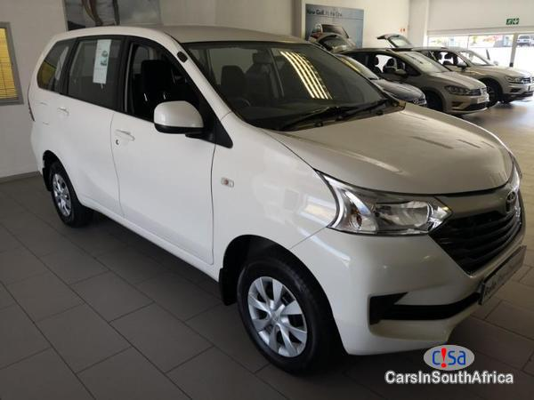 Pictures of Toyota Avanza Manual 2015