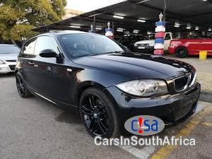 Picture of BMW 1-Series Manual 2009
