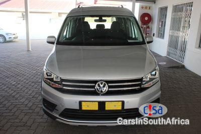 Picture of Volkswagen Caddy 2.0 Manual 2017