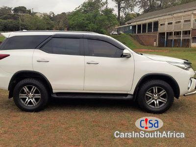 Pictures of Toyota Fortuner 2.8 Automatic 2017