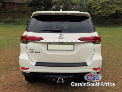 Toyota Fortuner 2.8 Automatic 2017