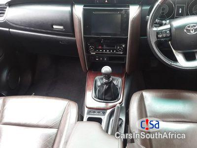 Toyota Fortuner 2.8 Automatic 2017 in South Africa
