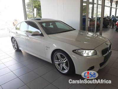 Picture of BMW 5-Series 2.0 Automatic 2018
