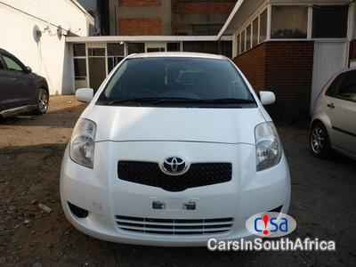 Picture of Toyota Yaris 3000 Manual 2015
