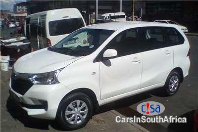 Picture of Toyota Avanza 0000 Manual 2016