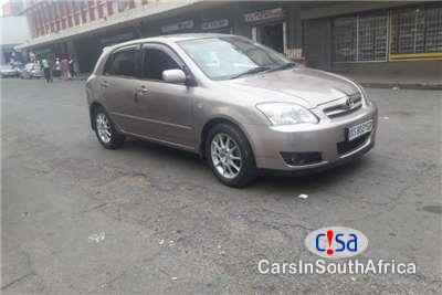 Toyota Runx 1.4 Manual 2007 in North West