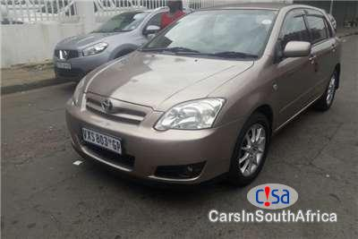 Picture of Toyota Runx 1.4 Manual 2007 in South Africa