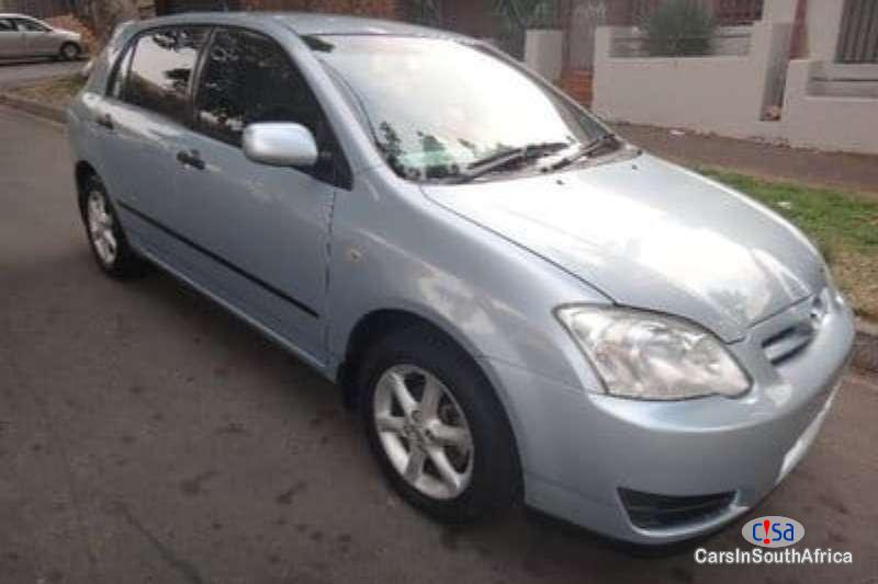 Toyota Runx 1.4 Manual 2007 in Gauteng