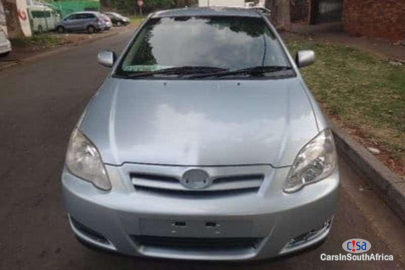 Picture of Toyota Runx 1.4 Manual 2007 in Gauteng