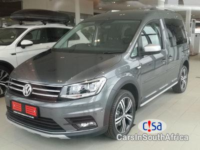 Volkswagen Caddy 2.0 Automatic 2018 in South Africa