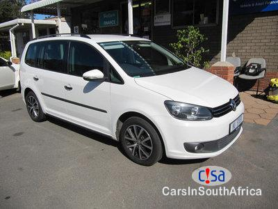 Volkswagen Touran 1.2 Manual 2013