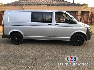 Picture of Volkswagen Transporter 2.0 Manual 2010