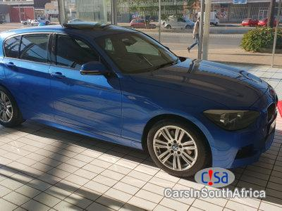 BMW 1-Series 2 .0 Automatic 2012