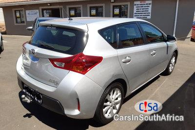 Picture of Toyota Auris 1.6 Manual 2014