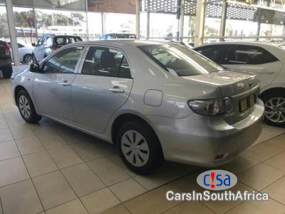 Toyota Corolla 1.6 Manual 2017