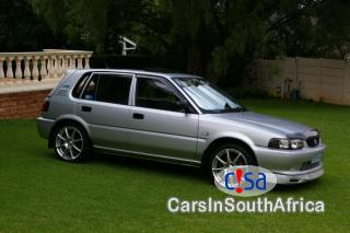 Picture of Toyota Tazz Manual 2005