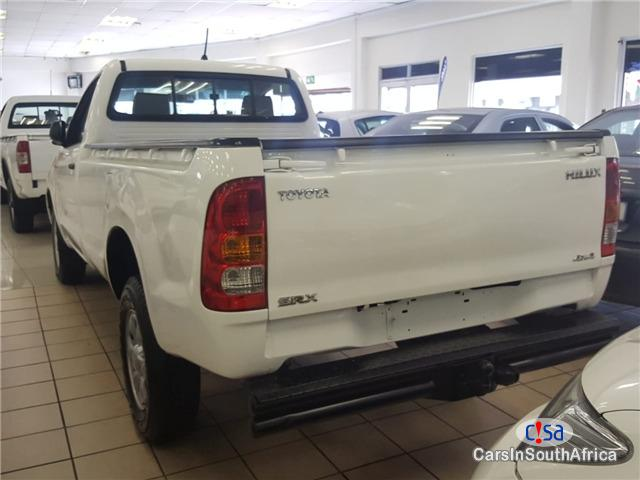 Toyota Hilux 2,5 Manual 2014 in South Africa
