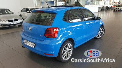 Volkswagen Polo 1 2 Manual 2015 in Gauteng