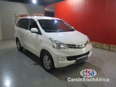 Picture of Toyota Avanza 1 5 Manual 2014