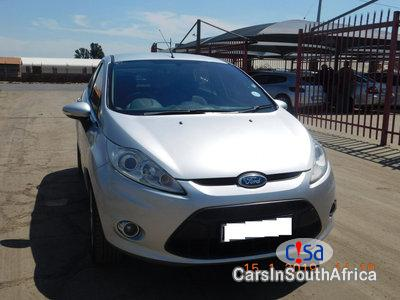Picture of Ford Fiesta 1 6 Manual 2010