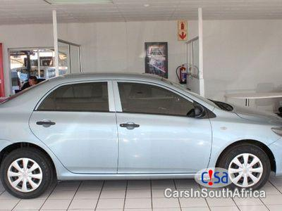 Picture of Toyota Corolla 1 6 Manual 2015