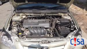 Toyota Runx Manual 2007 in Gauteng