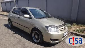 Picture of Toyota Runx Manual 2007 in Gauteng