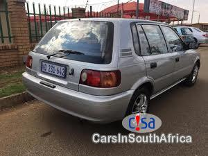 Toyota Tazz Manual 2007 in North West