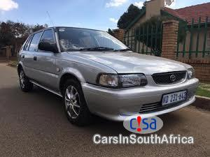 Toyota Tazz Manual 2007 in South Africa