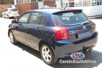 Toyota Runx 1.4 Manual 2003 in Eastern Cape