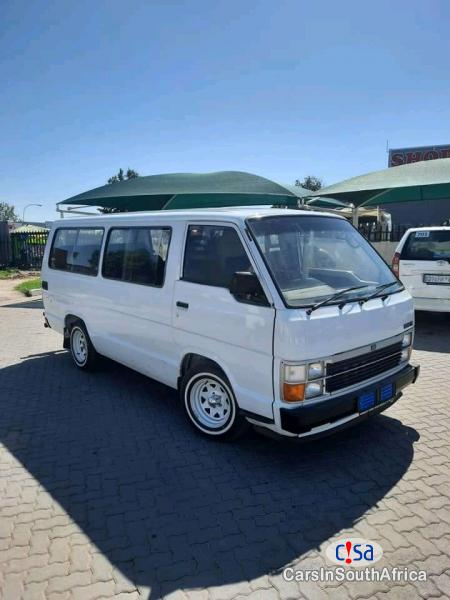 Picture of Toyota HiAce Gl Manual 2002