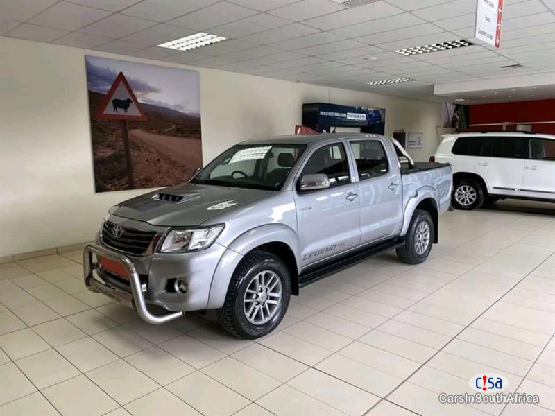 Picture of Toyota Hilux 3.0 Manual 2015
