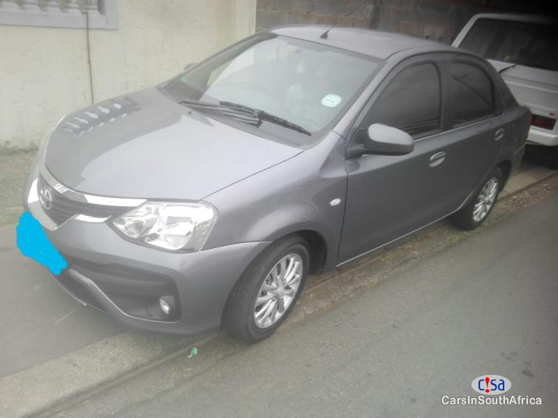 Picture of Toyota Etios 1.5 Manual 2016