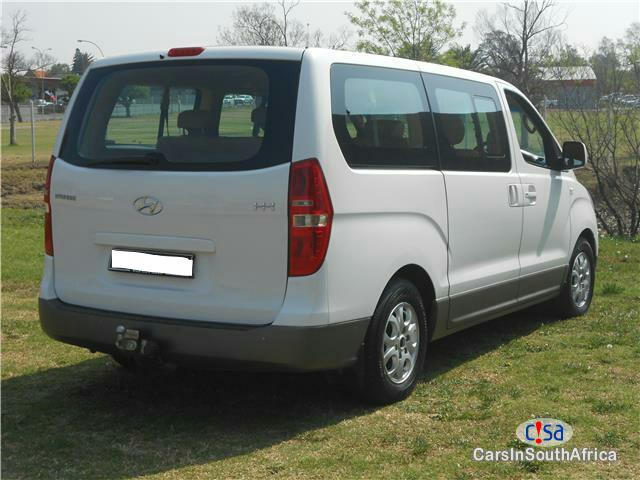 Picture of Hyundai H-1 2.5L Manual 2012 in North West