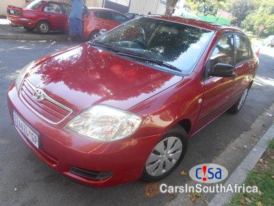 Picture of Toyota Corolla 1.6 Gls Manual 2007
