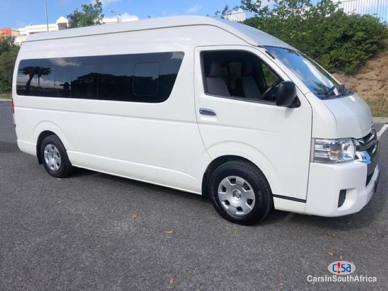 Picture of Toyota Quantum 2.5D-4D 14seater GL Manual 2016