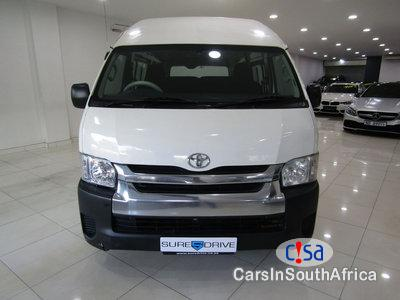 Picture of Toyota Quantum 2.5 Manual 2016 in South Africa